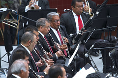 MX MM BANDA SINFÓNICA EN LA UAM-X (Secretaría de Cultura CDMX) Tags: méxico musica uamx huapango cdmx bandasinfonica patriciaalfaro antoniorivero