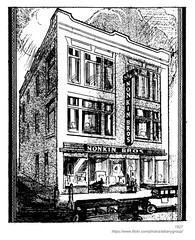 1927 nonkin bros furniture 111-113 south pearl (albany group archive) Tags: ny furniture south albany pearl bros 1927 111113 nonkin