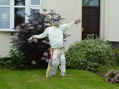 Johnny Bairstcrow (Thomas Kelly 48) Tags: lumix scarecrow panasonic halsall westlancashire fz150 halsallscarecrowfestival
