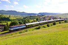 749 259-8 Telgart, Slovakia 21 Jun 16 (doughnut14) Tags: diesel rail loco slovensko slovakia grumpy notforprofit nfp ckd telgart bardotka t4782065 zeleznicne 7492598