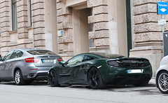 Green 12C (WuschelPuschel458) Tags: camera classic cars car speed canon photography cool anniversary automotive mclaren carbon 50th 50 p1 sportscars supercars 675 carspotting carporn mcl 12c 650s carphotopraphy