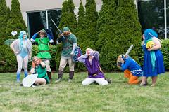 Anime North 2016 Legend of Zelda Sunday (17 of 29) (Xander Ashburn) Tags: ca toronto ontario canada cosplay loz legendofzelda animenorth2016