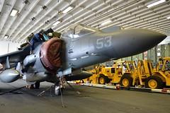 160713-N-TU910-054 (SurfaceWarriors) Tags: amphibioussquadronfive lhd meu11 lhd8 navy marine marines ussmakinisland raiders sandiegonavalbase california usa
