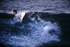 12-1969- Redondo Surf (5) (foundslides) Tags: redondobeach ca calif california analog slide slides irmalouiserudd johnhrudd foundslides kodachrome kodak vintage surfer surfers surfing breakers wave waves sports water ocean sea seasid 1969 1960s transparencies rudd irma wetsuit wet december socal southbaycameraclub south bay southbay usa surfboard