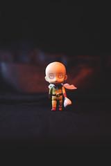 IMG_6285 (bakanahakuchi) Tags: onepunchman saitama nendoroid actionfigure chibi toyphotography gsc