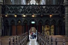 Jubé de la cathédrale Saint-Mungo
