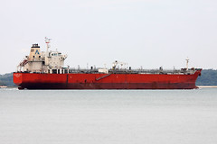 Atlantic Blue (joolsgriff) Tags: singapore ship oil tanker imo atlanticblue 9332028