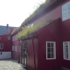 Faroe Islands (live-that-life) Tags: froyar aug16 faroeislands trshavn red