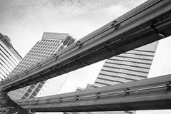 tokyo  monorail (kenichiro_jpn) Tags: monorail tokyo baw