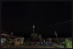Watching shows under starry skies (K-Szok-Photography) Tags: arizona az outdoors canon canondslr canon5d 5d nightimages night nightshot nightsky stars