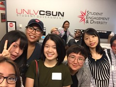 New friends (unlvlibrariesoutreach) Tags: email getinvolved team 6