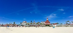 Hotel Del Coronado, San Diego, California (DigitDani) Tags: shotoniphone shotoniphone6 shotoniphone6s california usa roadtrip westcoast liveisgood beautifulworld bestvacation sandiego coronado hoteldelcoronado
