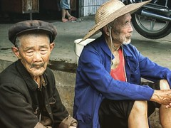 Dao (taniascalercio) Tags: humanlife vecchietti saggezza cina china dao portraits