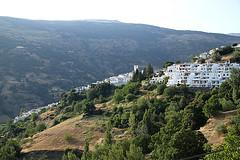 Capileira. Granada. (manisanto) Tags: paisaje colina ladera montaa acantilado campo aire libre estribacin cresta risco
