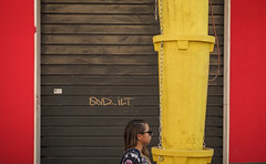 (marin) Tags: yellow red sicily catania