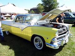 1955 Ford Fairlane Crown Victoria Ranchero Pickup - Custom Build (JCarnutz) Tags: 1955 ford fairlane crownvictoria redbarns spectacular gilmorecarmuseum