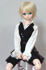 Kagamine Len (OTTO BOY) Tags: dollfiedream dolls dollfie dollfiedreamsister dd dds kagaminelen vocaloid volksdoll