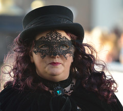 Whitby Goth Weekend (charlottegraham-photography.com) Tags: november people art portraits happy nikon weekend lace yorkshire gothic north goth victorian hats dracula dresses whitby northyorkshire wgw d600 whitbygothweekend gothweekend whitbygoths gothscostume