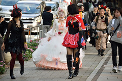 ROPPONGI HALLOWEEN 2014 (christinayan01) Tags: portrait people halloween costume event roppongi