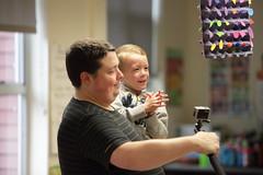 Easter Seals Washington Mobile Technology Lab Celebration in SeaTac