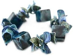 Glimpse of Malibu Blue Bracelet P9510A-5