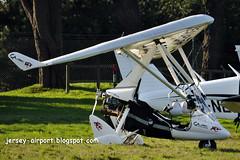 G-EGJJ P&M Aviation QuiK GTR (Jersey Airport Photography) Tags: jer jersey egjj pmaviation quikgtr gegjj