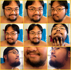 My `No Shave November` Coming In Pretty Well So Far, Kinda lol (11-13-14) (54StorminWillyGJ54) Tags: gay me beard goatee conceited noshavenovember gaybeard beardedgay beardedgays