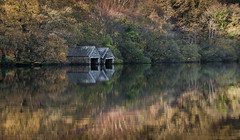 Llyn Dinas Boathouse (Paul Sivyer) Tags: lake snowdonia boathouse llyndinas paulsivyer wildwalescom