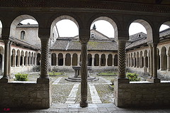 FOLLINA:Abbazia Cistercense Santa Maria di Follina