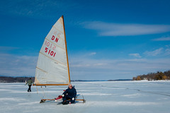 ekmIceboat06 (K_Marsh) Tags: hudsonriver hudsonvalley iceboating iceyachting