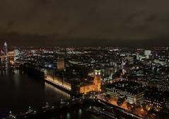 Noche londinense (Patataasada) Tags: uk inglaterra light england london night luces noche view unitedkingdom londoneye ciudad londres vista nightview noria reinounido vistanocturna londonview a3b