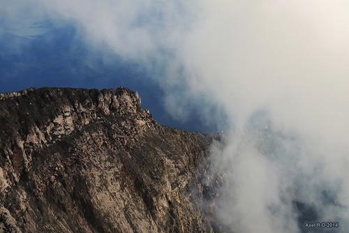 Mt Kerinci Crater