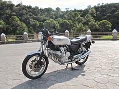 Honda CBX 1000 (harleygon) Tags: show classic bike cylinder moto motorcycle seis six 1000 cbx clasica irimajiri cilindros z1300 shoichiro