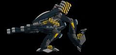 Lego MOC Battlemech HotShot (wray20641) Tags: toy toys lego vehicle mechwarrior mech moc battlemech