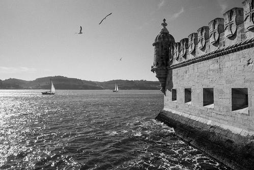 Torre de Belém - Lisboa - Sylvain Brajeul ©