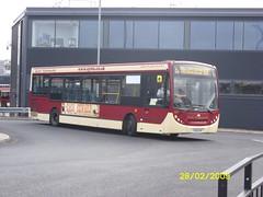 351 YX56HVH on 154 (dearingbuspix) Tags: eastyorkshire 351 eyms yx56hvh