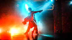 Tango en Caf Tortoni (AldoGDiosdado) Tags: music coffee caf argentina dance buenosaires culture coffeeshop tango msica baile cultura cafetera amricalatina diosdado aldodiosdado