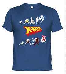X men evolution camiseta (t-shirt) (Tocamisetas) Tags: storm men book comic dr sable evolution cyclops x stan doctor xmen lee toad tormenta beast xavier sapo marvel wolverine sabertooth magneto nocturno dientes ciclope mistica lobezno rondador
