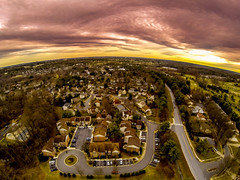 SunsetOverRockville (hillels) Tags: drone drones gopro blade350 quadcopter photography maryland terrapins terps collegepark basketball madness marylandmadness 2016 xfinity comcastcenter athletics fans mens womens october