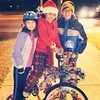 """Families get in the spirit at the Tour of Lights bike ride! #Pascagoula #Goula #GoulaGram #bikeride #beactive #cycling 🚲🎅🎄⭐️ • <a style=""""font-size:0.8em;"""" href=""""http://www.flickr.com/photos/95872318@N08/15846770849/"""" target=""""_blank"""">View on Flickr</a>"""