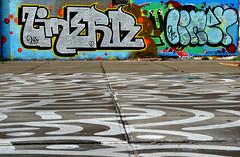 amsterdam graffiti (wojofoto) Tags: amsterdam graffiti wojofoto liner ndsm wolfgangjosten nederland netherland holland