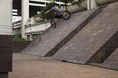BOLOGNA - MESS XMAS JAM (streetcredbmx) Tags: street xmas bmx mess over bank riding bologna hop jam streetcredbmx