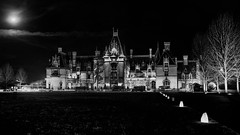Biltmore House (Palmetto AVP) Tags: white house black night sigma software nik biltmore 1835
