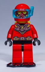 Lego 76027 - DC Comics Super Heroes - Black Manta Deep Sea Strike (gnaat_lego) Tags: lego dccomics aquaman blackmanta 76027 scubabatman blackmantadeepseastrike scubarobin