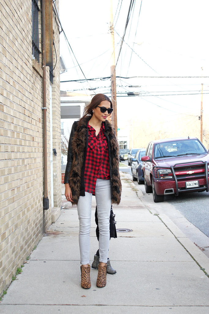 Leopard + Plaid 3