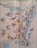 ValuJet route map, May96 (airbus777) Tags: atlanta 1996 network airlines southwestairlines tbt dc9 airtran valujet routemap throwbackthursday valujet592