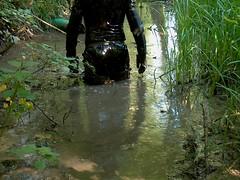 IM006618 (hymerwaders) Tags: mud boots hip waders pvc lack schlamm watstiefel