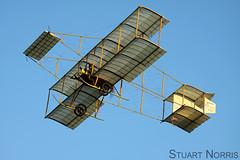 Bristol Boxkite (re-edit) (stu norris) Tags: bristol aviation airshow boxkite shuttleworthcollection oldwarden gaspp