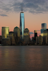WTC (iNeeraj) Tags: newyorkcity ny newyork newjersey jerseycity manhattan nj wtc hudson exchangeplace lowermanhattan hudsonwaterfront neerajnema hundsoncounty