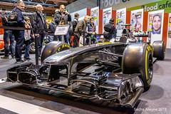 Autosport International 2015 - McLaren F1 car (Sacha Alleyne) Tags: car f1 formulaone formula1 nec racingcar birminghamnec 2015 autosportinternational a6000 sonya6000 autosportinternational2015